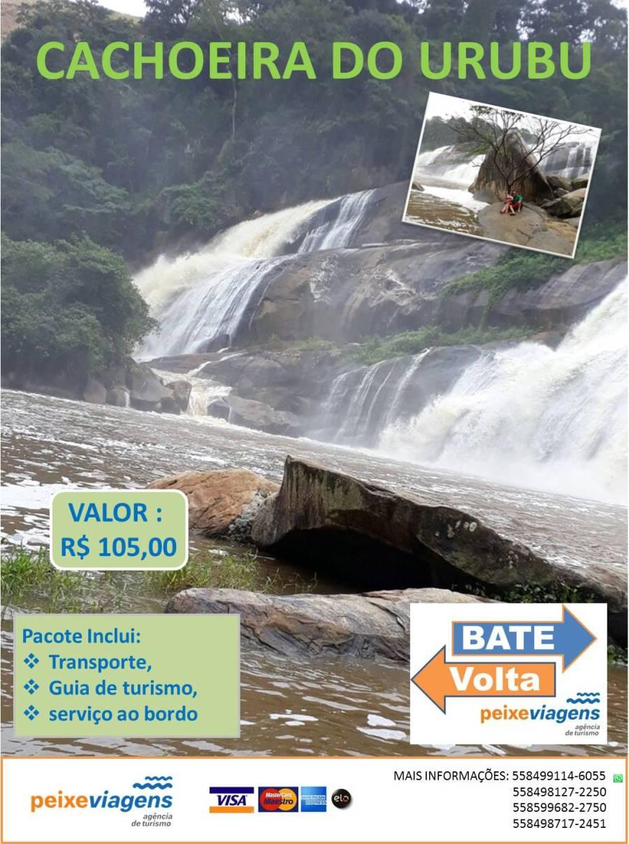 cachoeira do urubu 24 setembro 2017