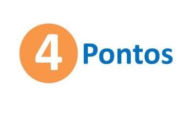 4 pontos